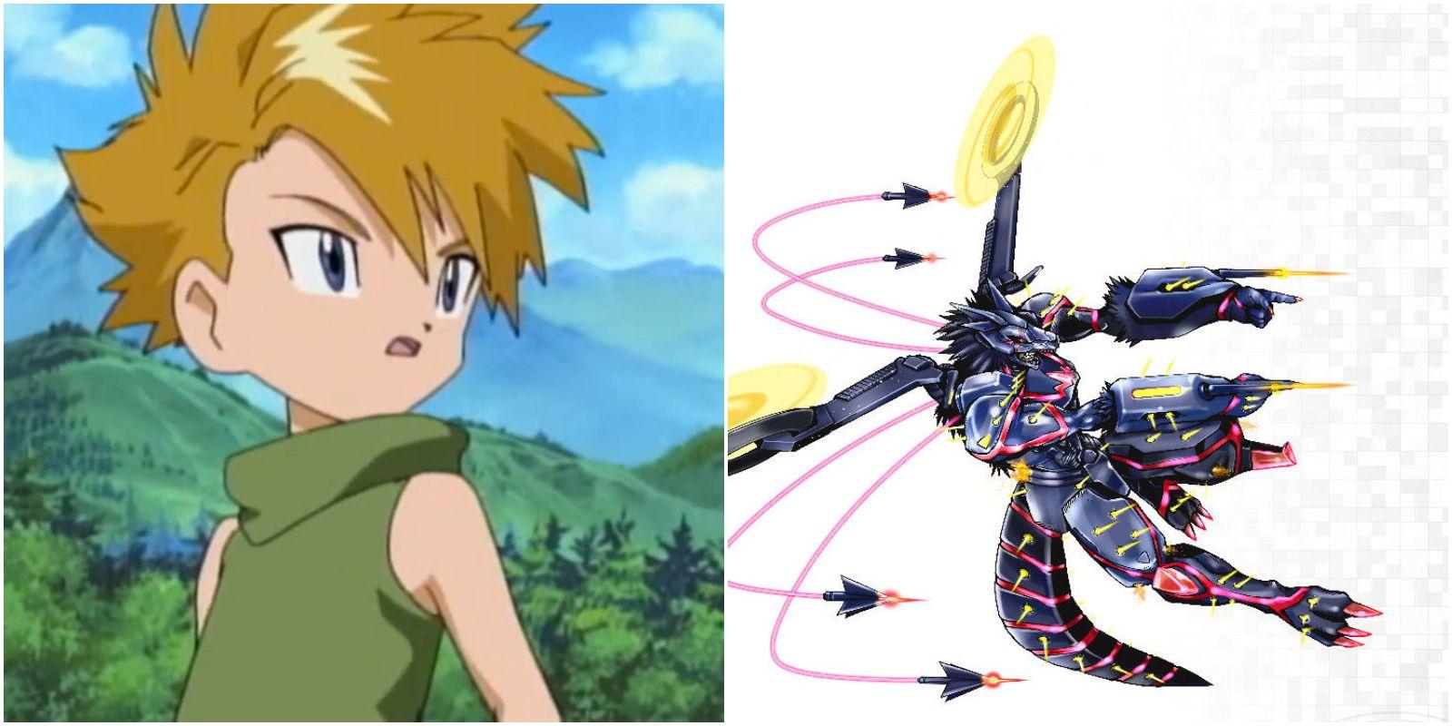 Digimon Adventure: Every Digi-Destinados e seu parceiro da mais forte digivolução 2