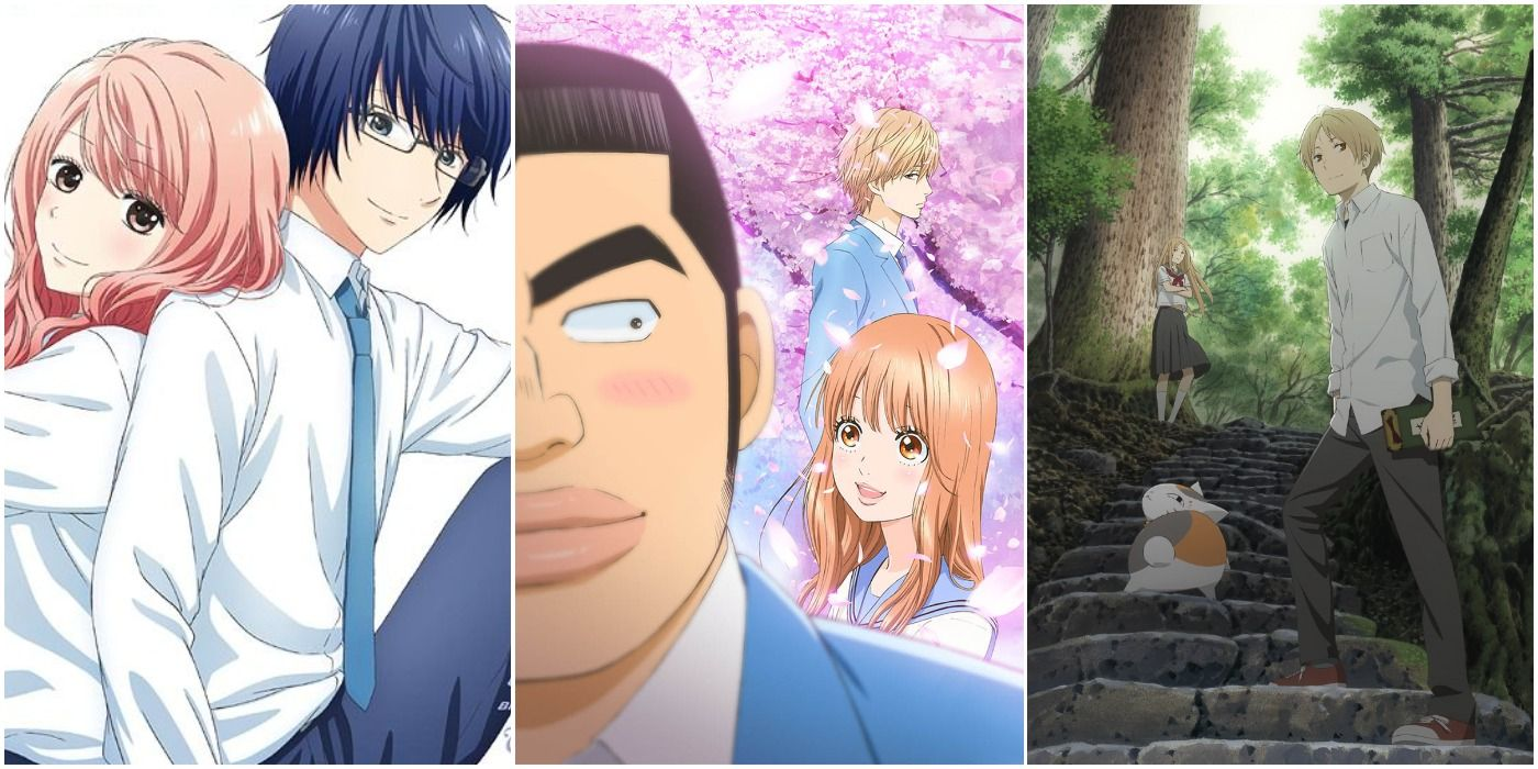 My Love Story 9 Other Shojo Anime With Great Male Protagonists