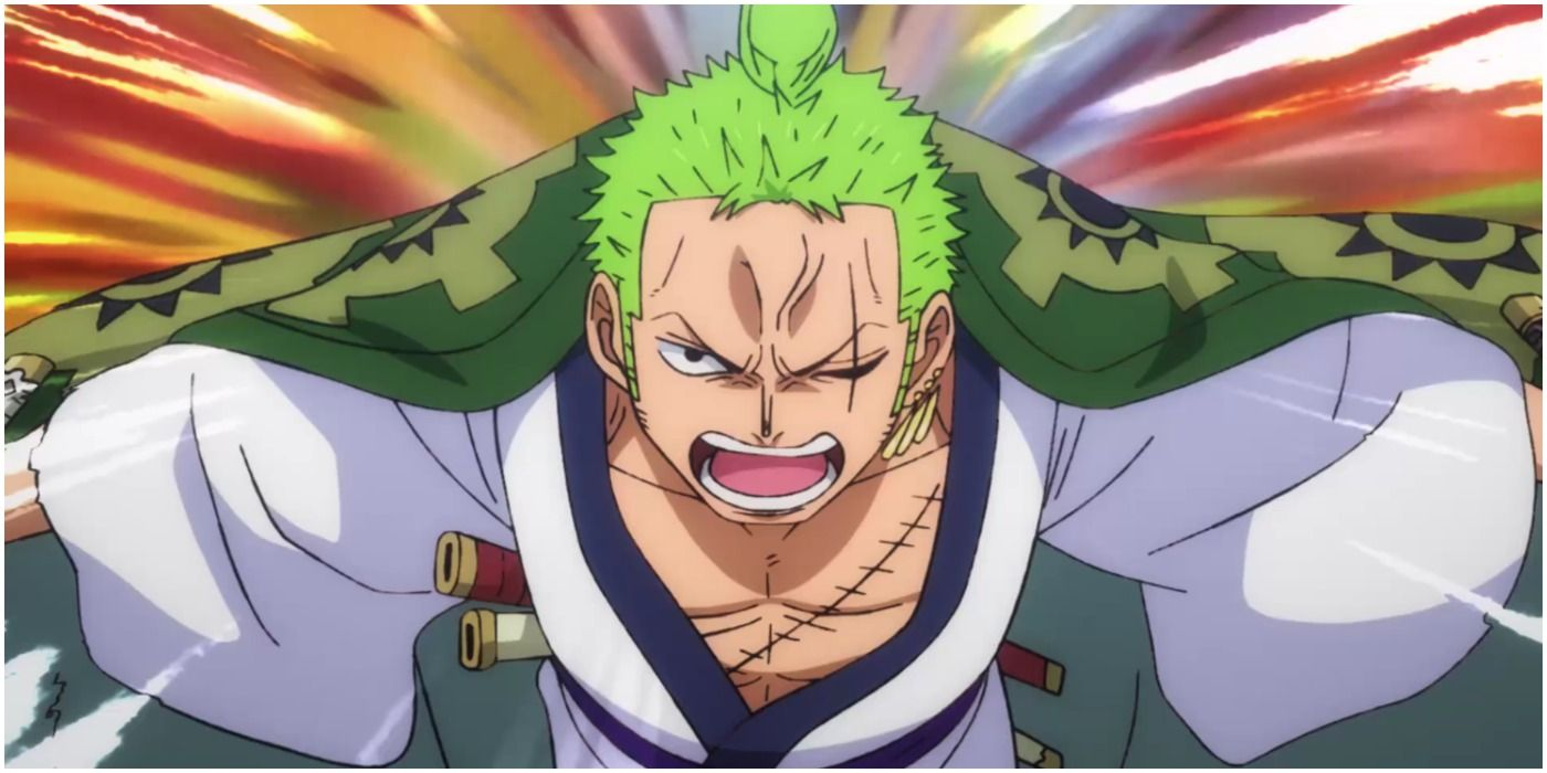 One Piece Finally Reveals Zoro's Goals Before the Great Wano Battle