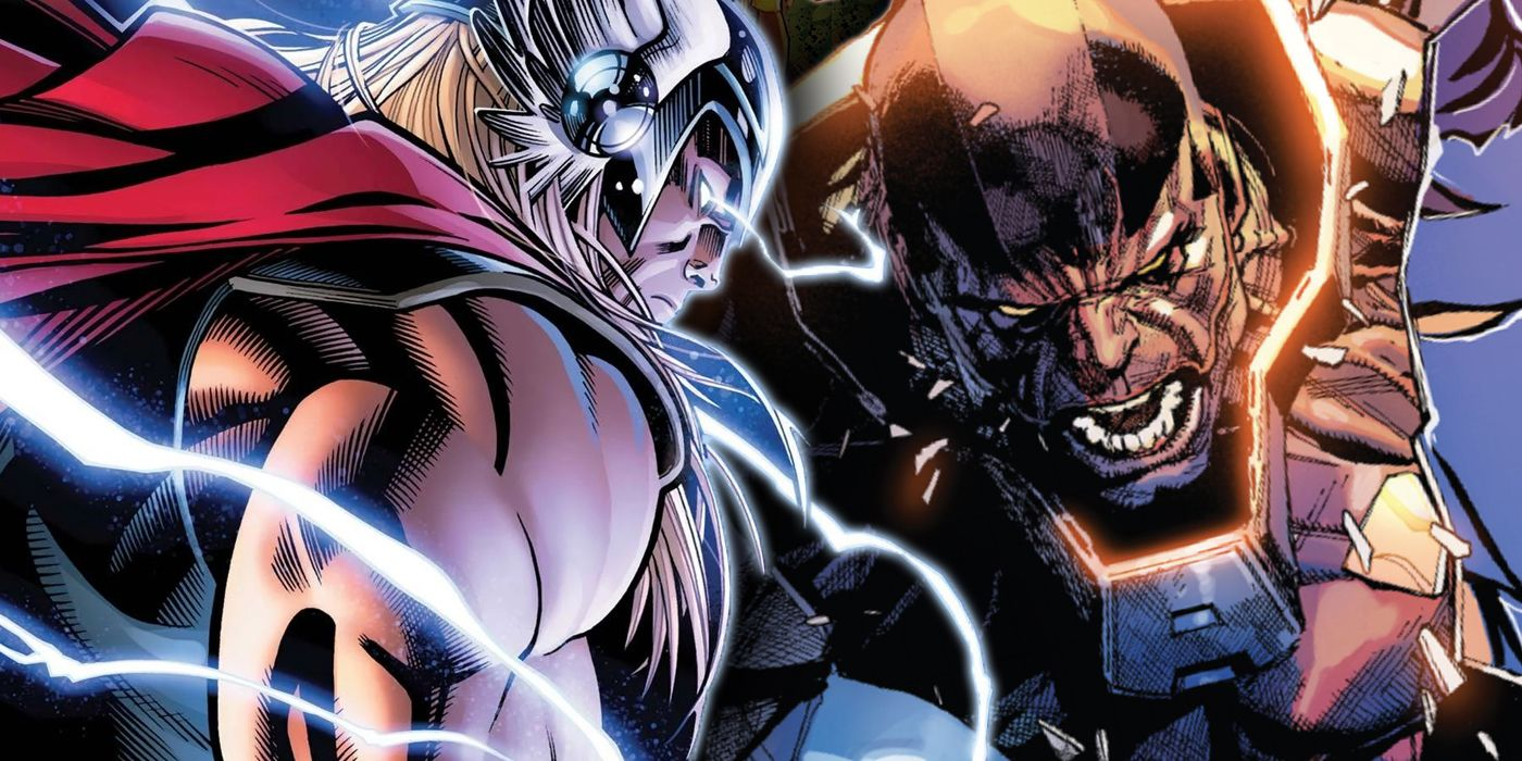 Avengers Just Rewrote Thor's Ancient Apocalypse Battles | CBR
