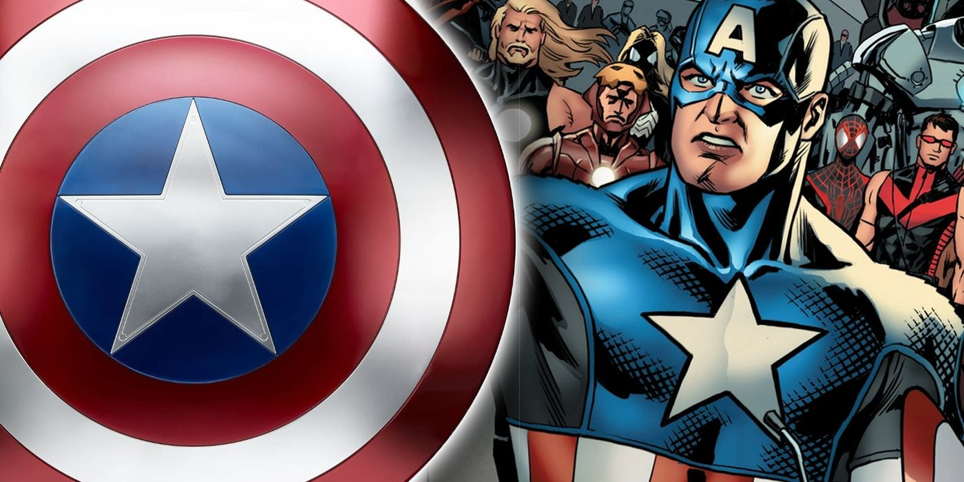 Captain America: What Makes His Ultimate Marvel Shield Different