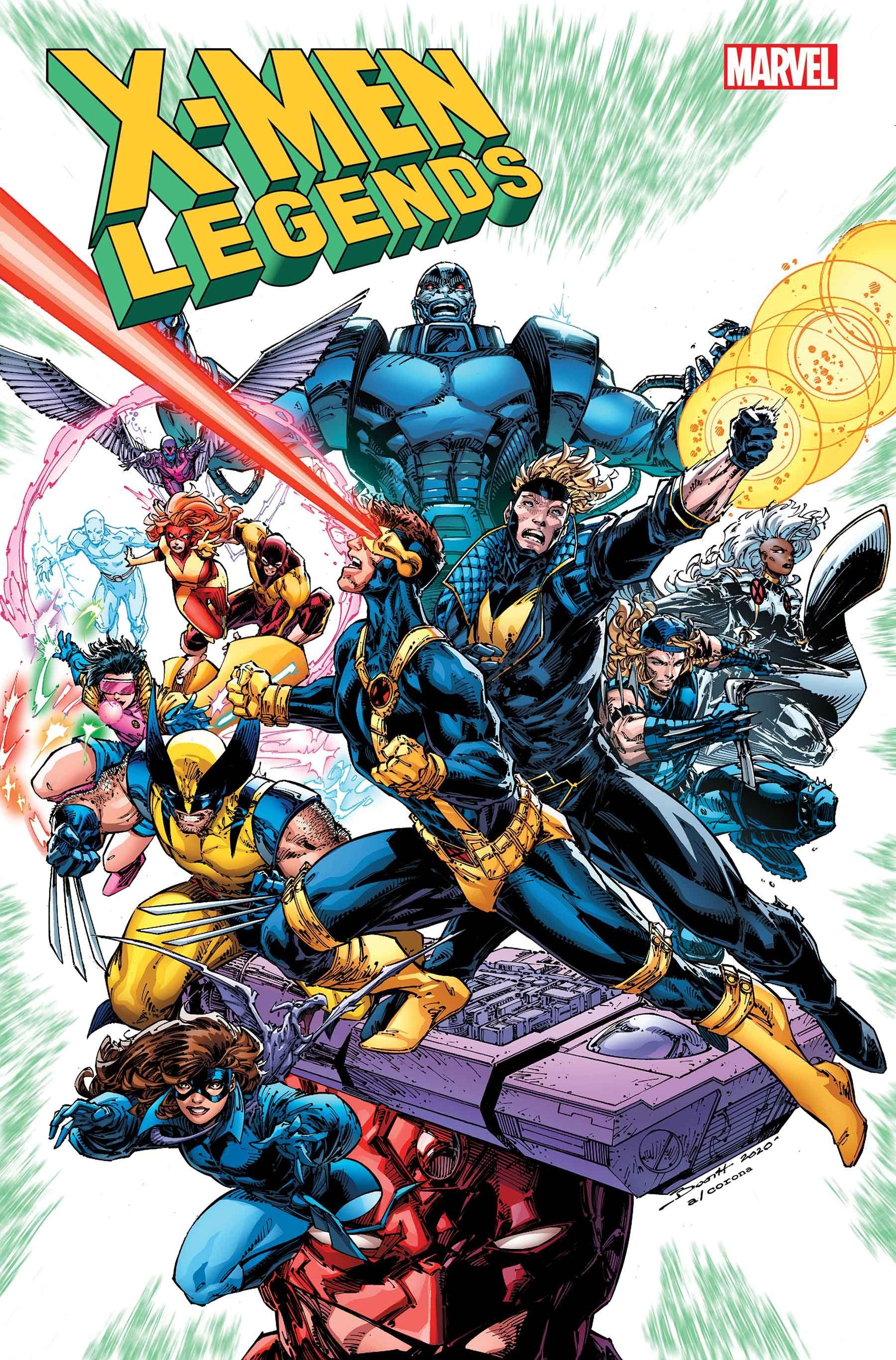 X-Men Legends resolverá o mistério do terceiro irmão de Summers 1