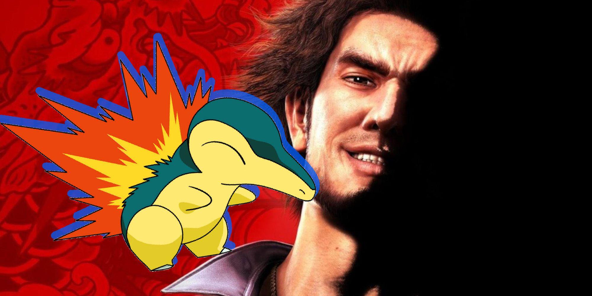 Yakuza: Like a Dragon's Wildest Side Quest Is a Pokémon Parody