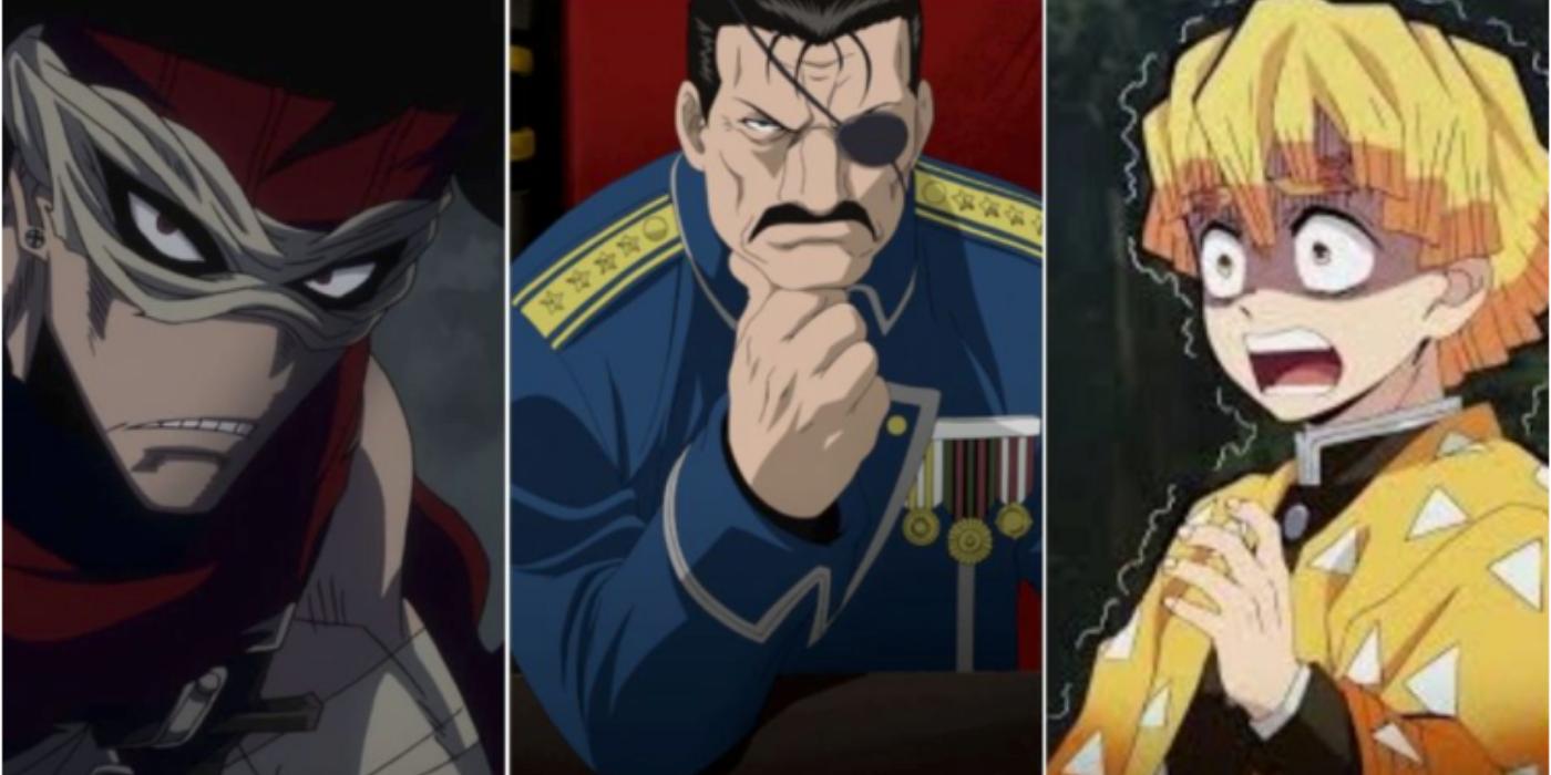 Fullmetal Alchemist: 5 Anime Characters Bradley Could ...