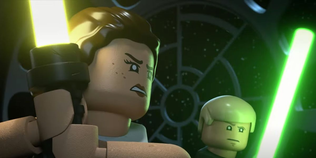 Lego Star Wars Holiday Special Is a Giant 'Rey Is a Mary Sue' Joke