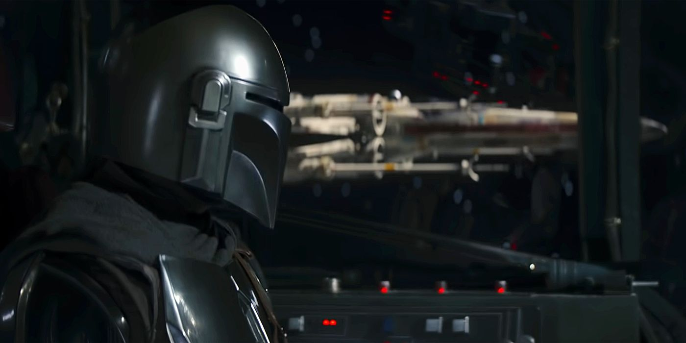The Mandalorian Is a Better Pilot Than Han Solo AND Poe Dameron