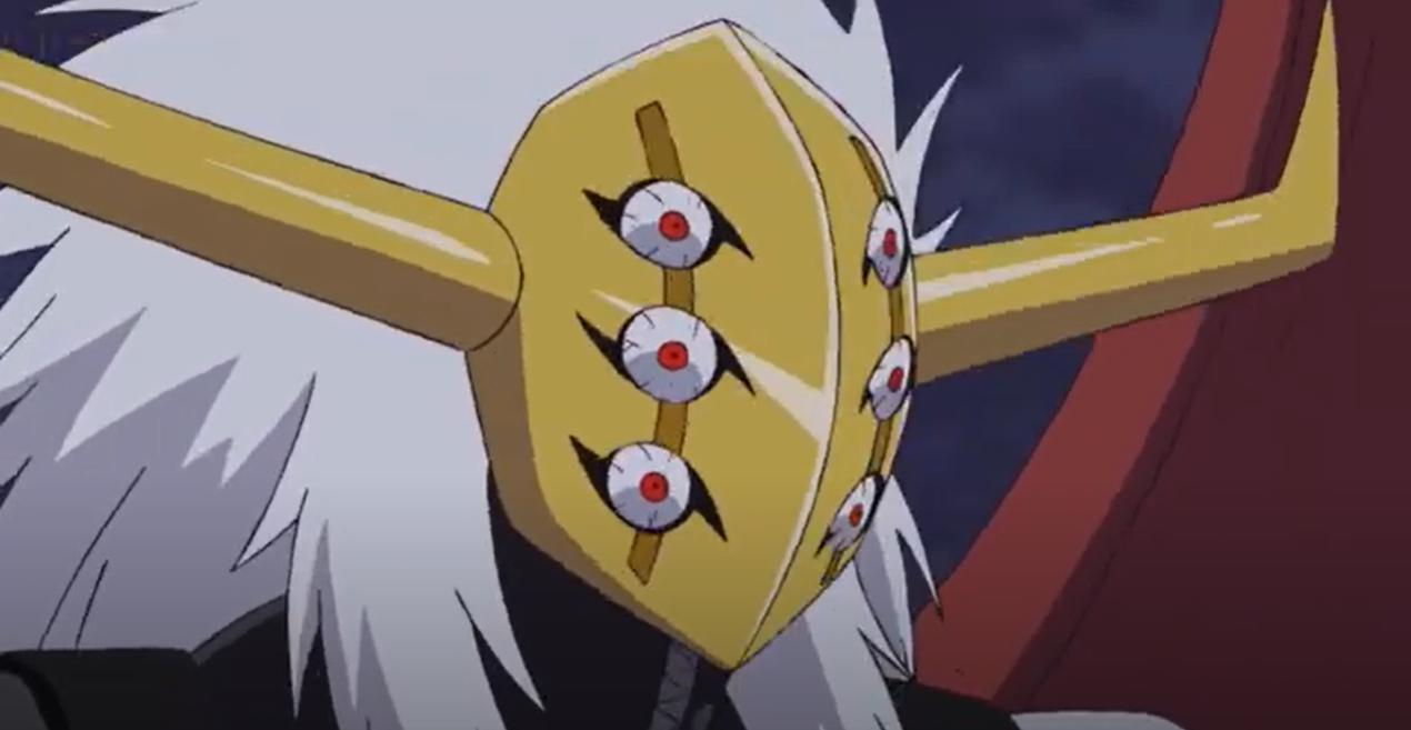 A série Digimon Reboot está prestes a estrear a nova evolução de Devimon 1