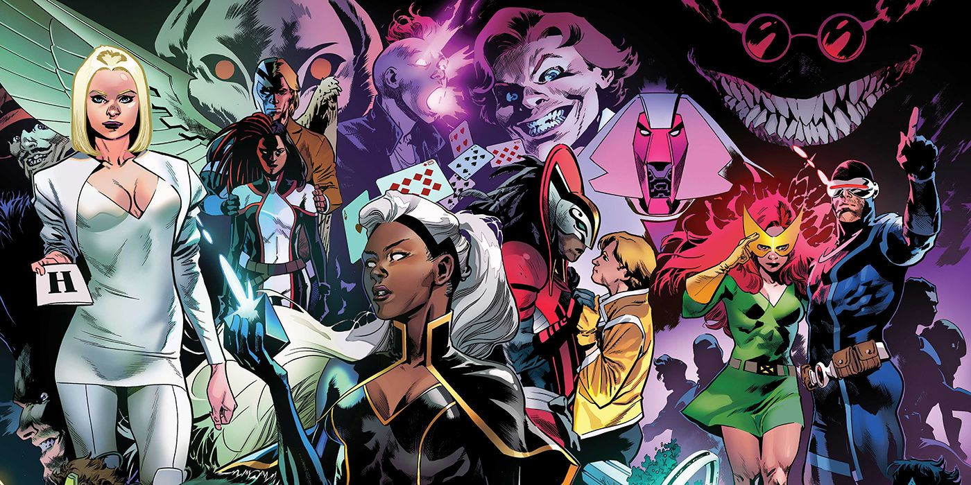 Marvel Announces the X-Men`s Fallout From X...
