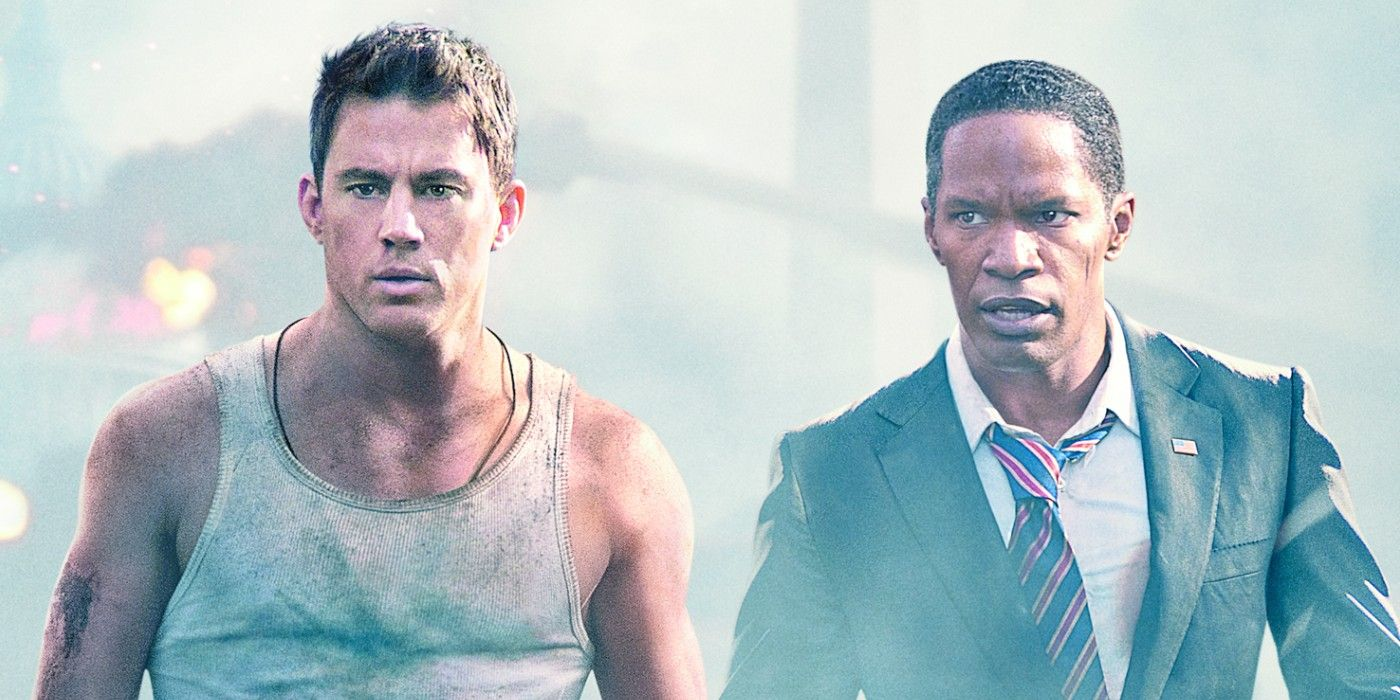 White House Down Is a Better Die Hard...