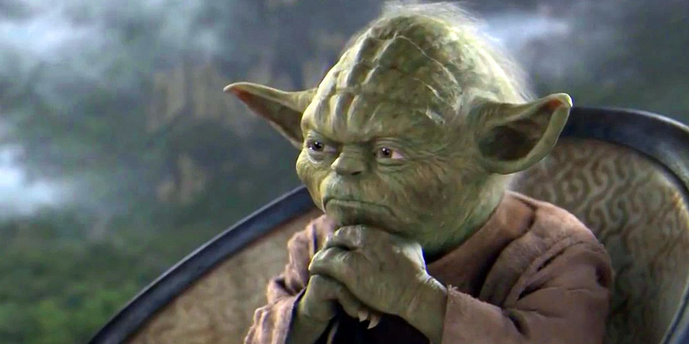 The Mandalorian May Have Finally Explained Yoda's Weird Way of Speaking