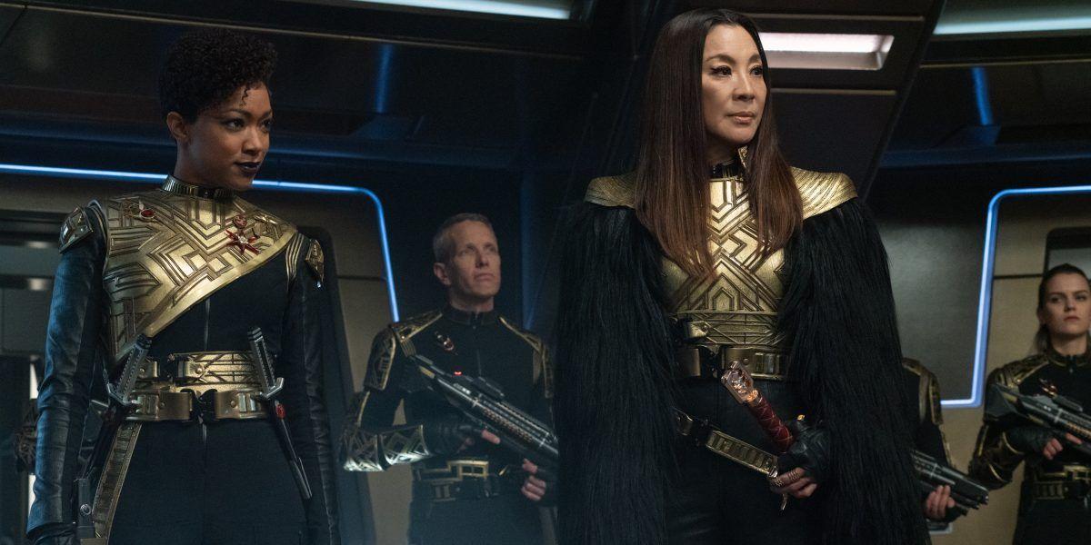 Star Trek: Discovery Recap & Spoilers: Season 3, Episode 10, 'Terra Firma, Part 2'
