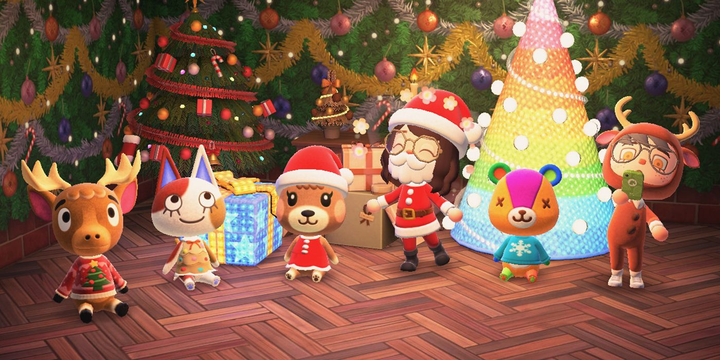 Animal Crossing: Every Holiday Outfit in New Horizons