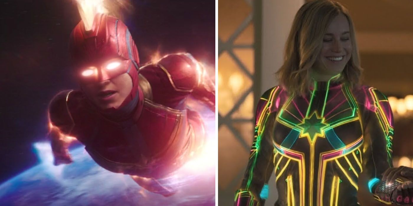 MCU: 10 Things About Captain Marvel That Don't Make Sense