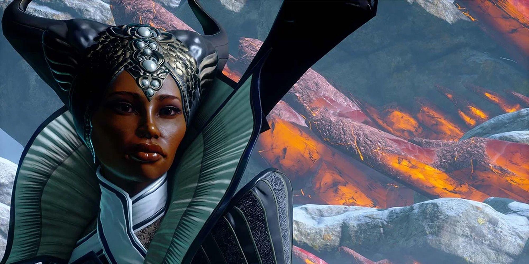 Dirthamen - God of Secrets at Dragon Age: Inquisition