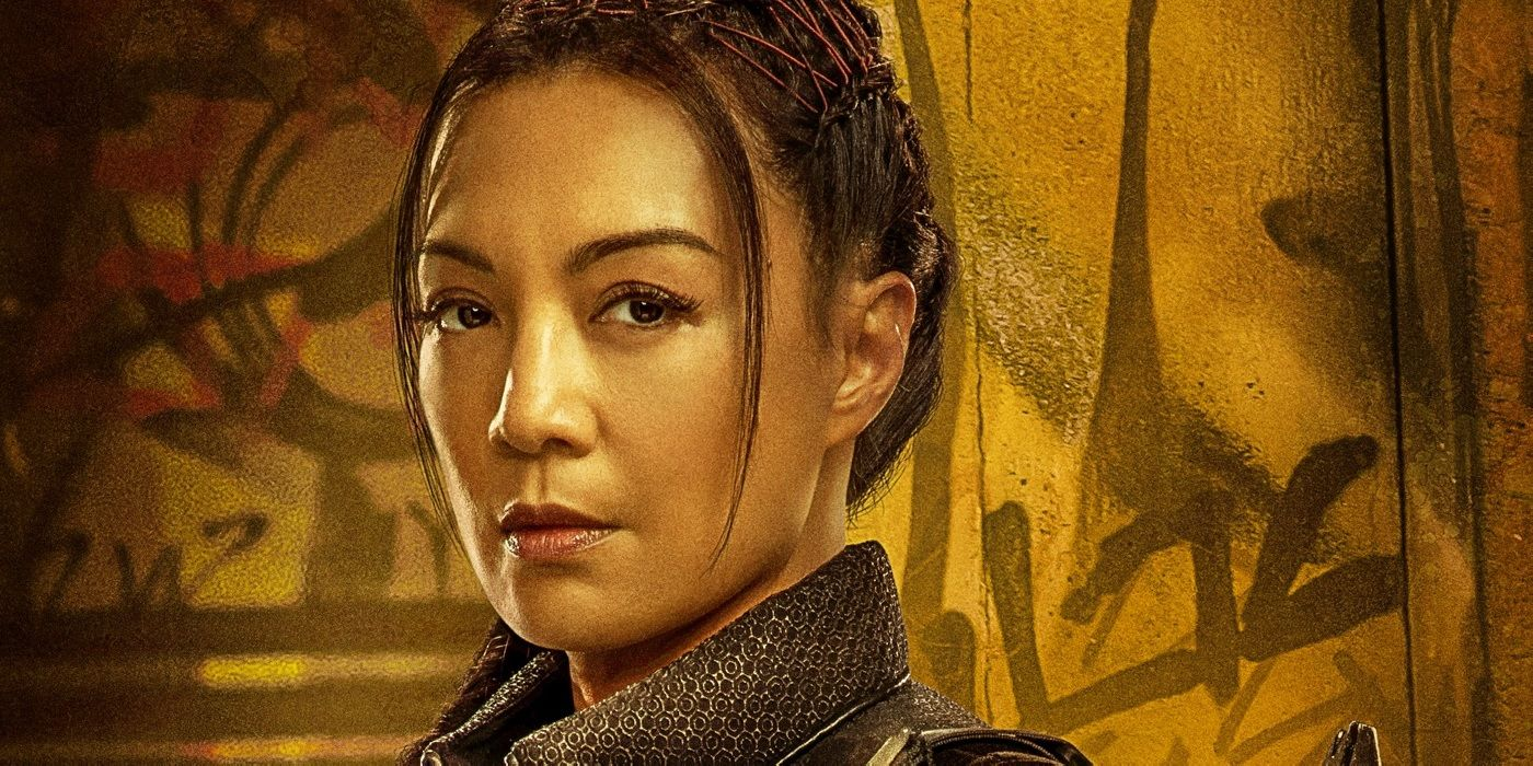 Book of Boba Fett's Ming-Na Wen Celebrates the End of Filming With a 'Sexy' Gift Wrap Outfit