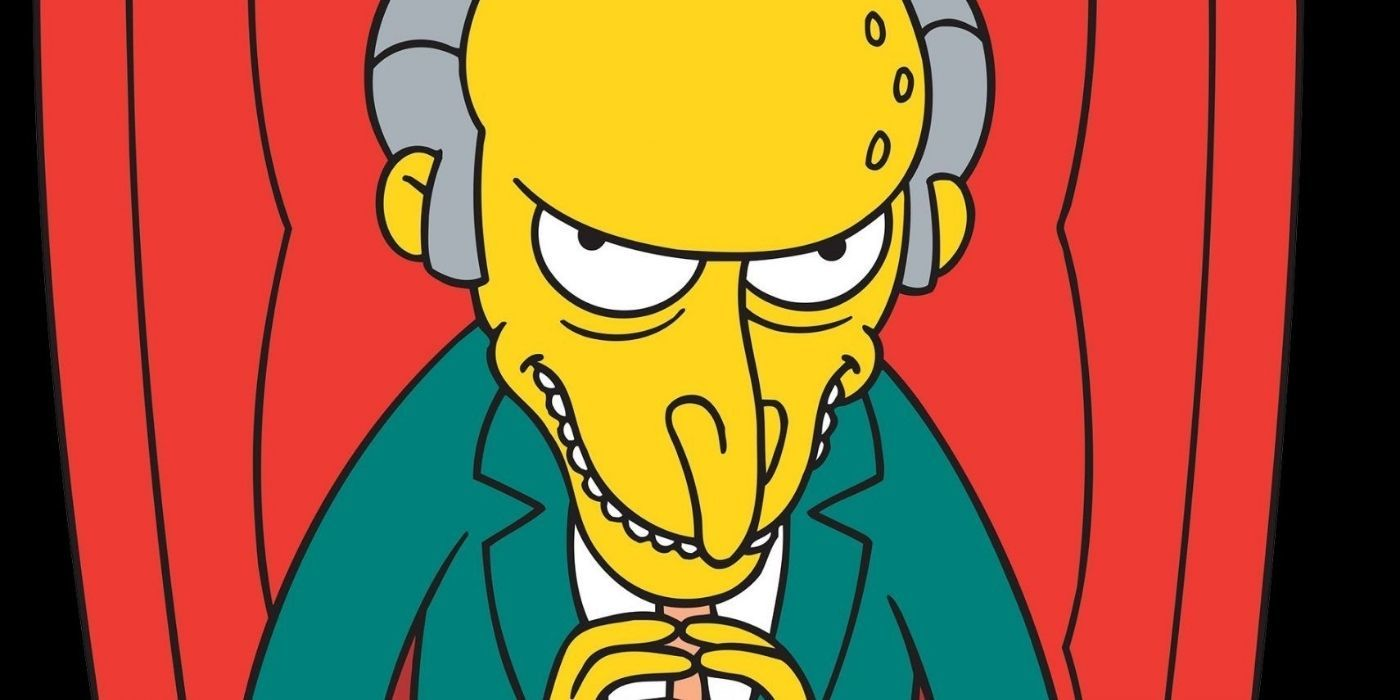 The Simpsons: Mr. Burns Is a CANNIBAL | CBR
