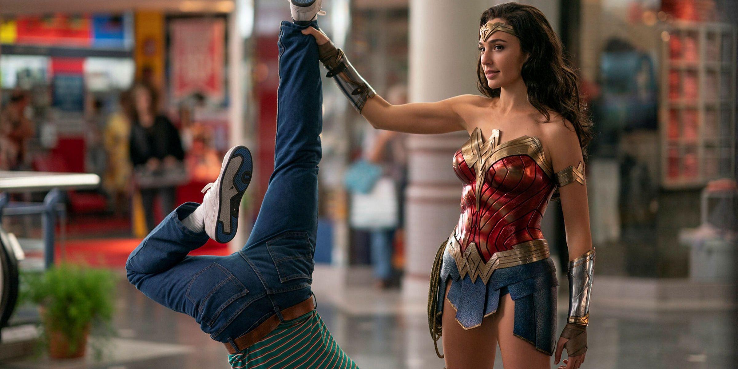 Wonder Woman 1984 Trainer Shares Gal Gadot's Workout   CBR