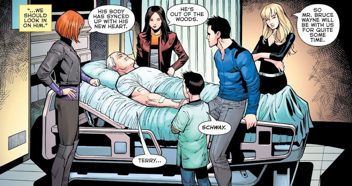 O vilão NASTIEST do Batman Beyond muda a vida de Bruce Wayne para sempre 1