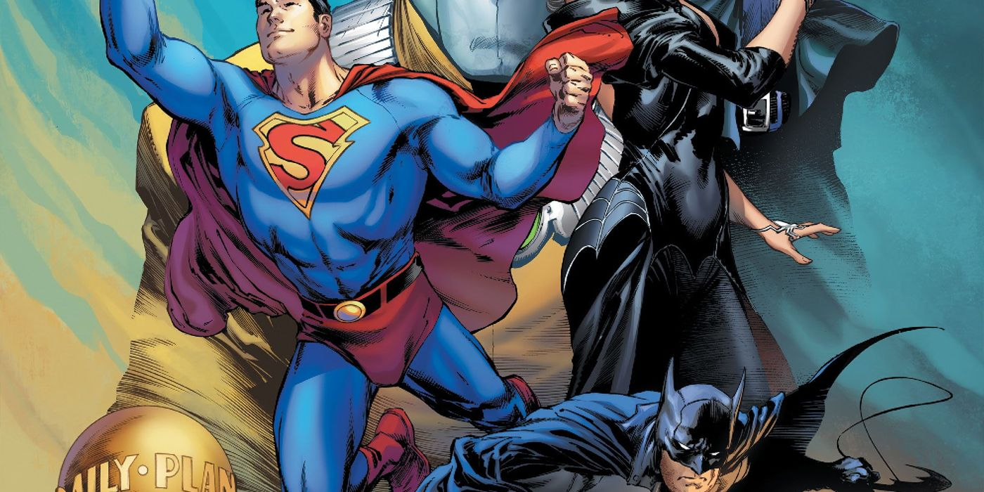 Batman/Superman to Introduce New Villains as the Heroes Traverse the Multiverse