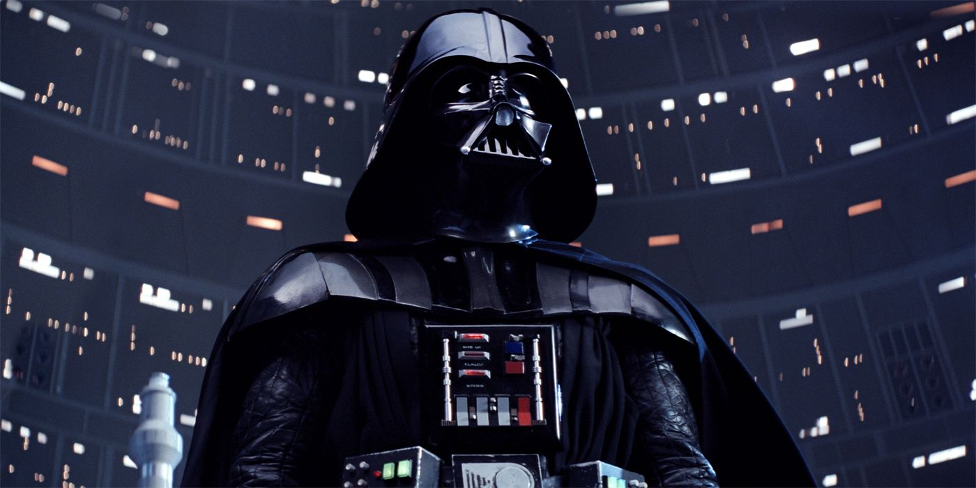 Darth Vader's Suit Fed Him Sith Drugs and His Cape Was a Secret Shield