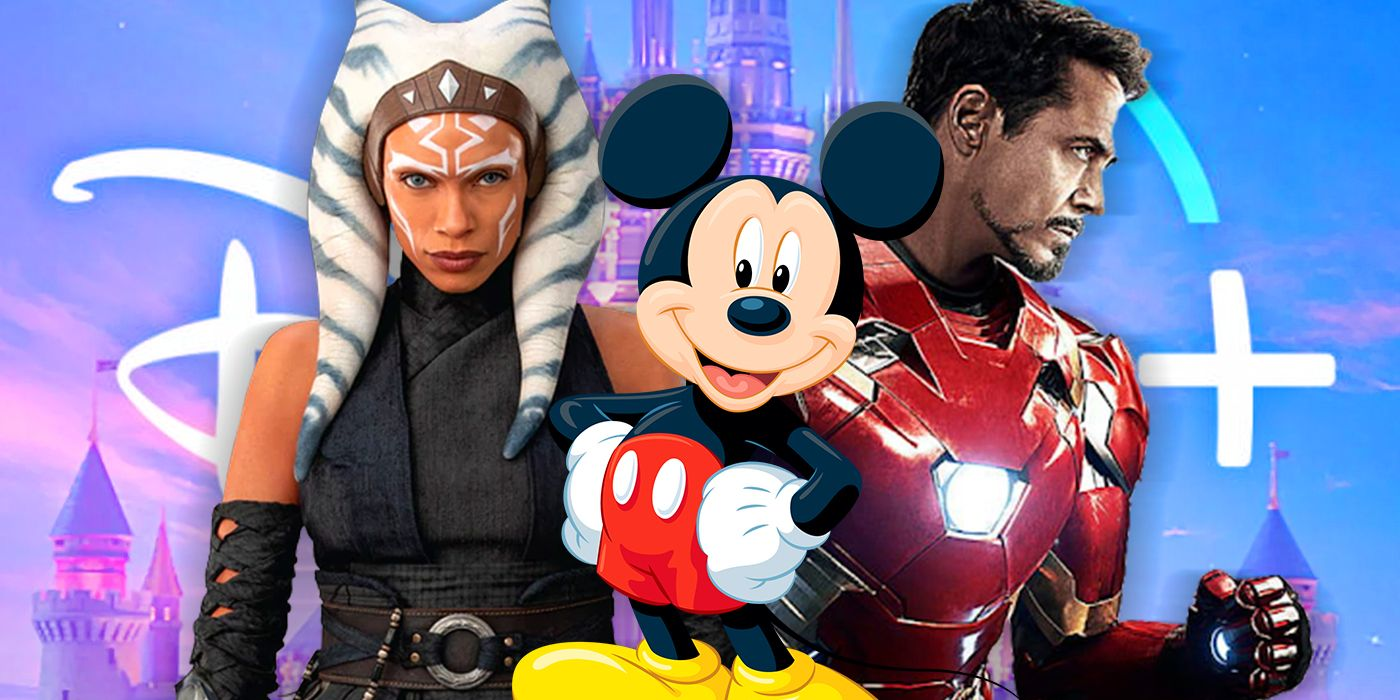 Disney Confirms Character & Story Are More Important Than Medium