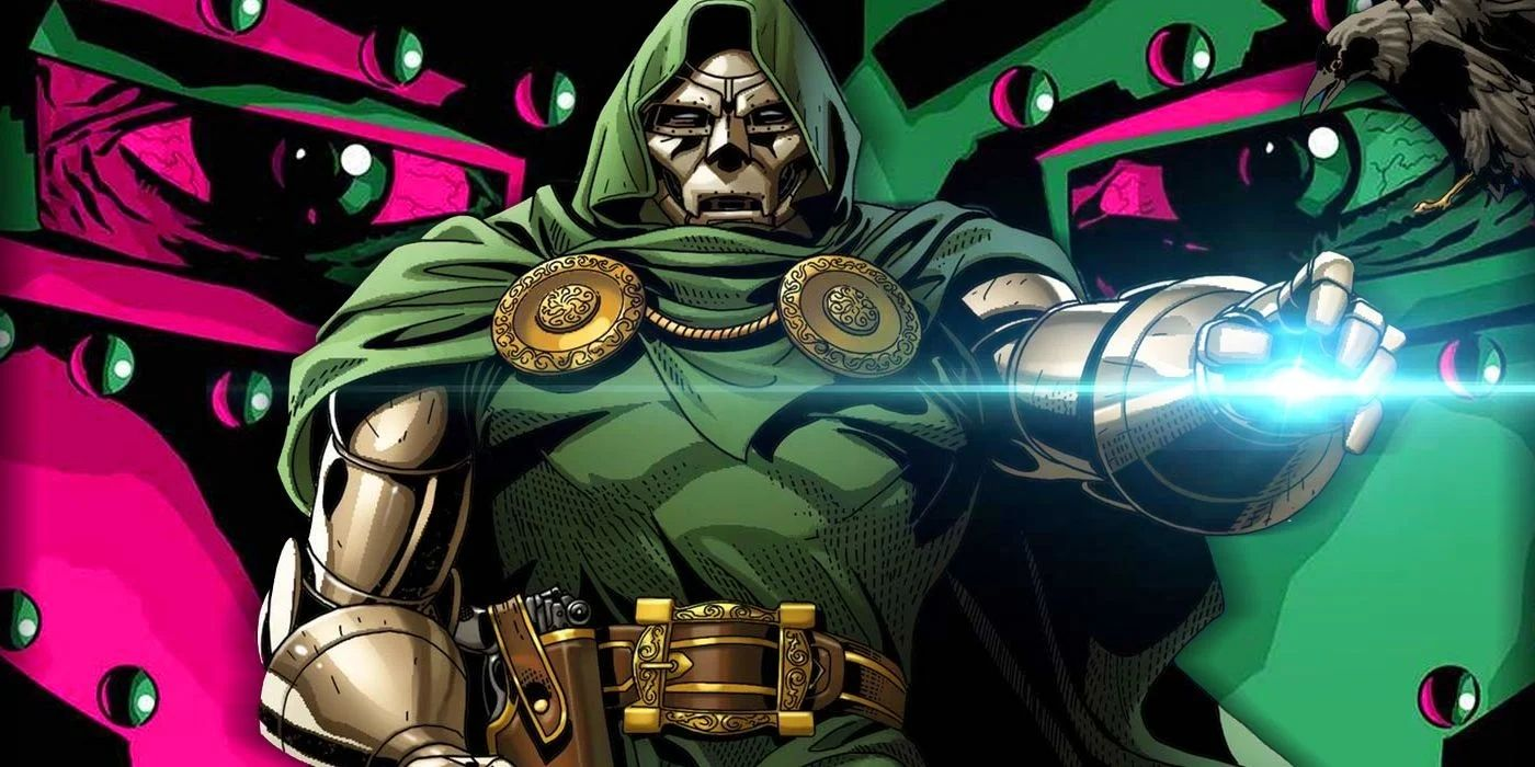 Doctor Doom Has Suffered a String of Embarrassments   CBR