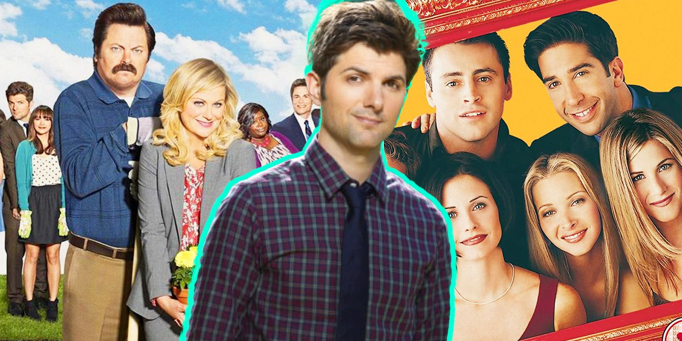 Friends and Parks & Rec Exist in the Same Universe - Where Rachel Dated Ben Wyatt