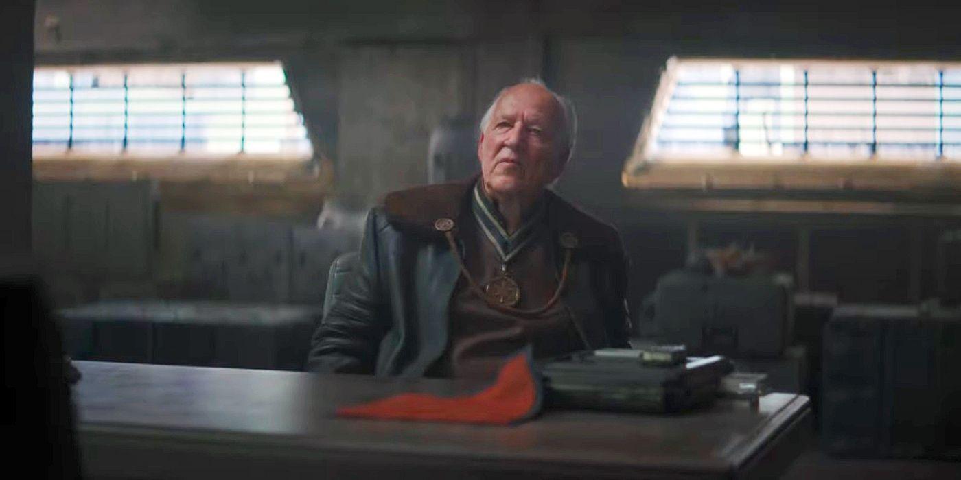 A Teoria de The Mandalorian: O Cliente Procurou Matar Baby Yoda ... para mantê-lo longe de Gideon 1