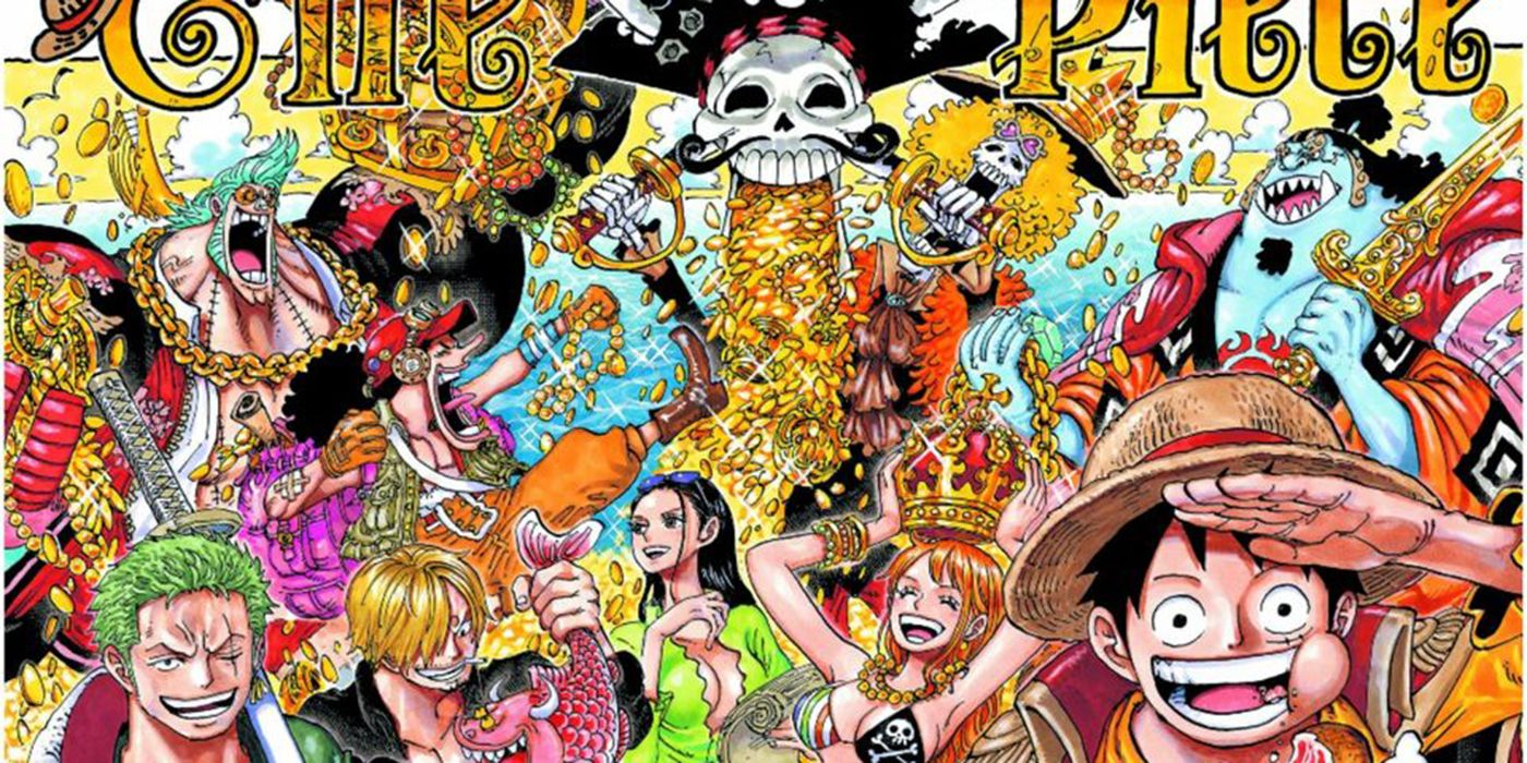 One Piece Celebrates 1000 Chapters With Fan Poll for Most ...