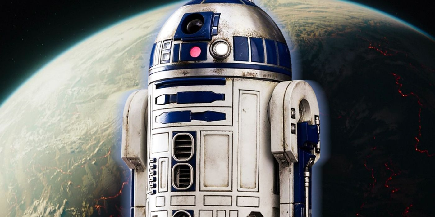 The Mandalorian: Was R2-D2 Lurking on the Planet Corvus?