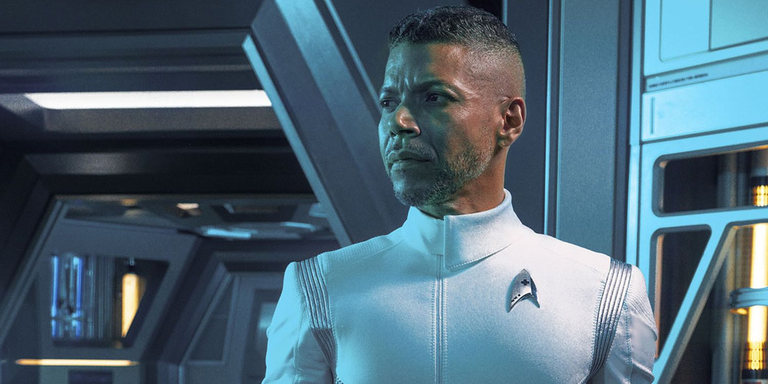 Star Trek: Discovery's Dr. Culber Is the Anti-Troi | CBR