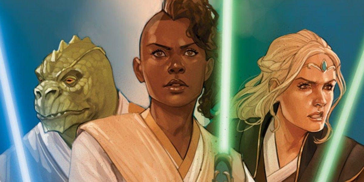 Marvel's Star Wars: The High Republic #1 Will Cost You Plenty of Credits on eBay