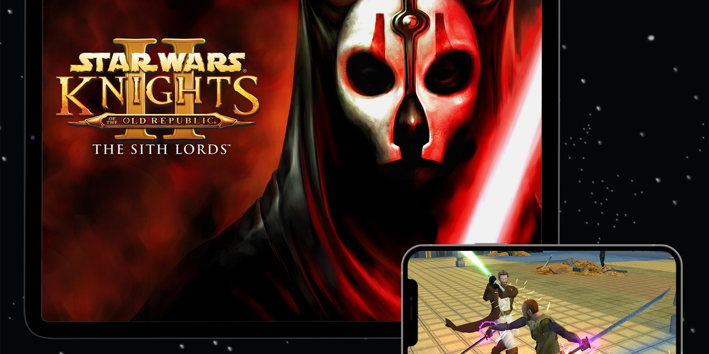 Star Wars: KOTOR 2 Comes to iOS, Android  CBR