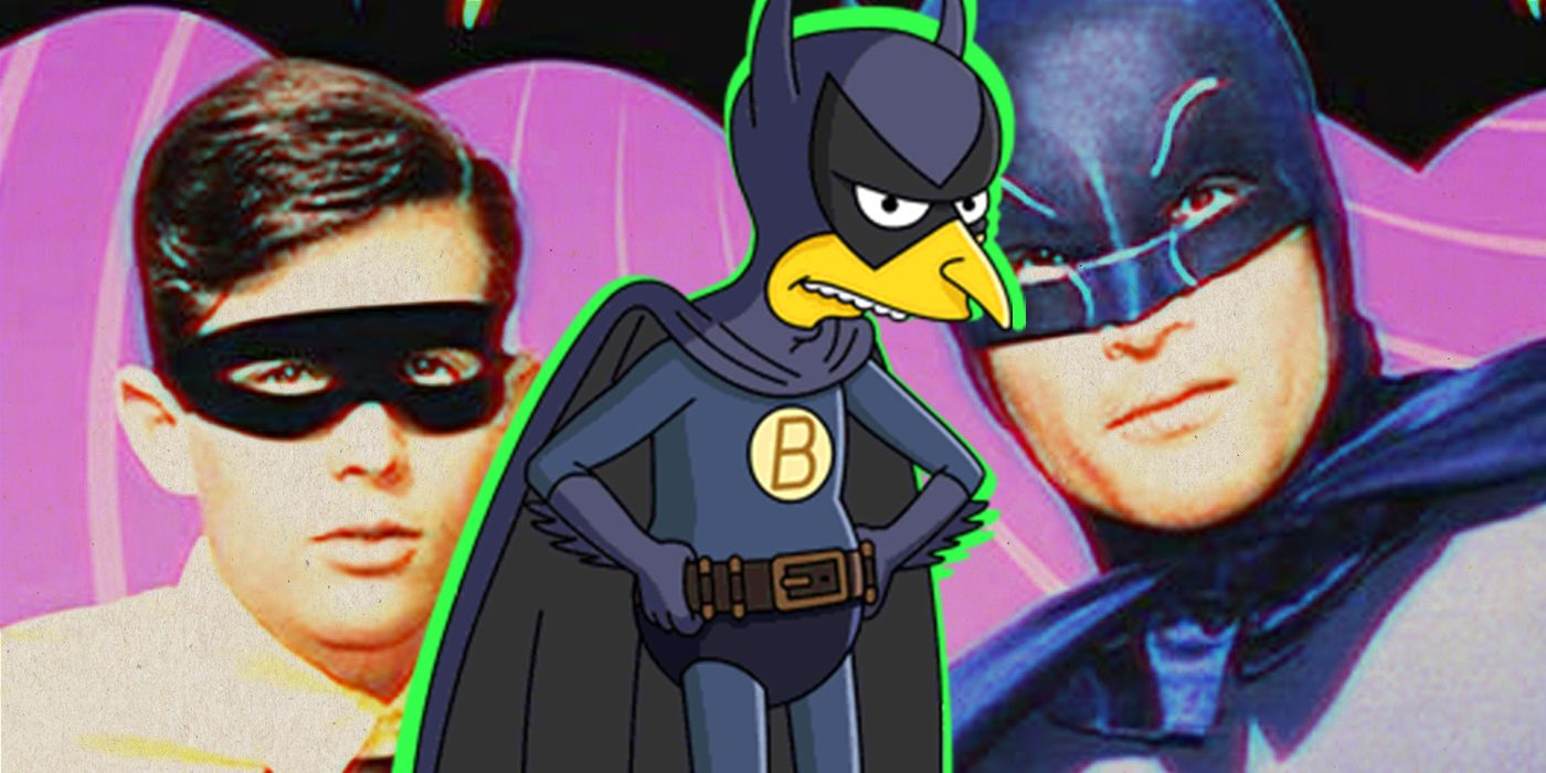 The Simpsons Claims There Are Only Two REAL Batmen