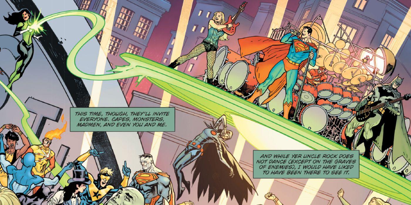 O Death Metal ajudou o Batman a recuperar o ritmo 1