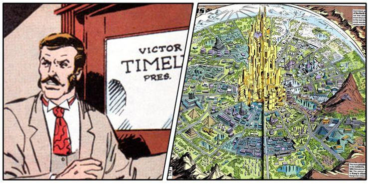 Victor Timely - Loki Season 2