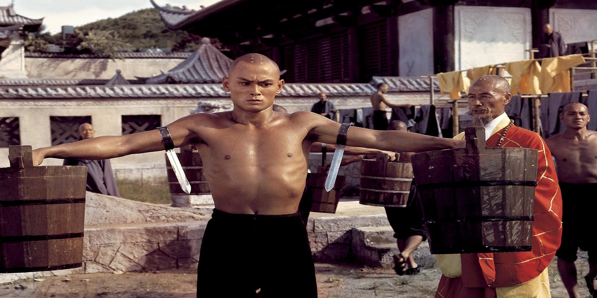Sexiest kung fu movies
