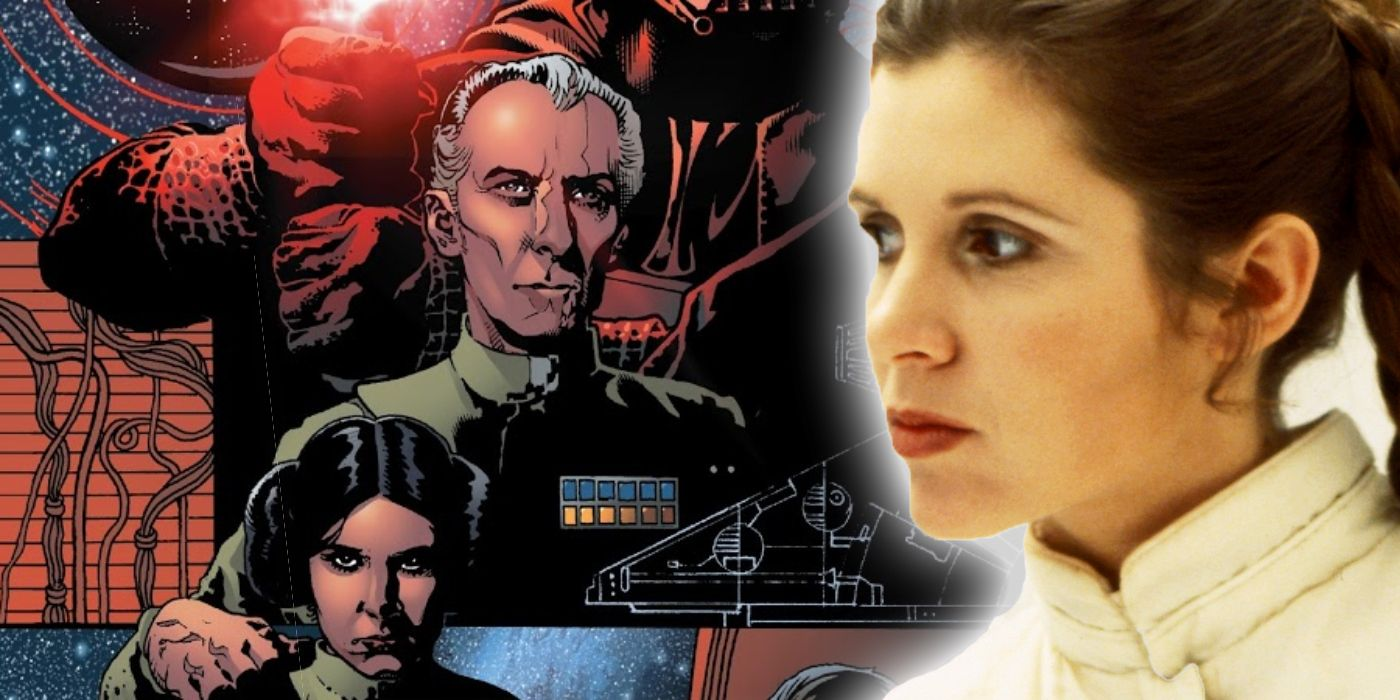 Star Wars Infinities: How Could Leia Have Been Turned to the Sith?