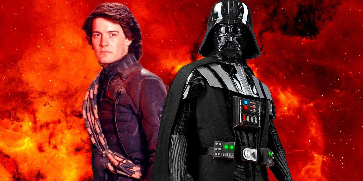 Which Chosen One Ruined His Universe More - Darth Vader or Paul Atreides?
