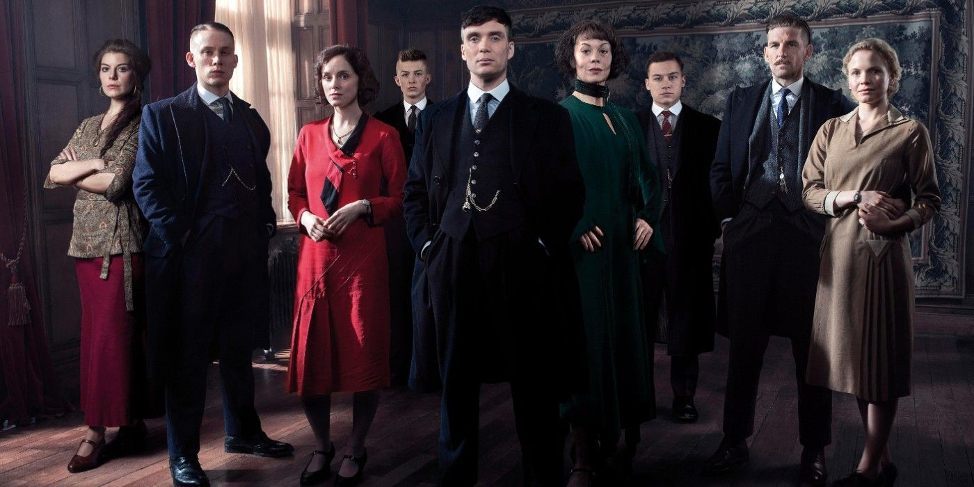 Peaky Blinders Ending with Season 6, Will Continue in ...