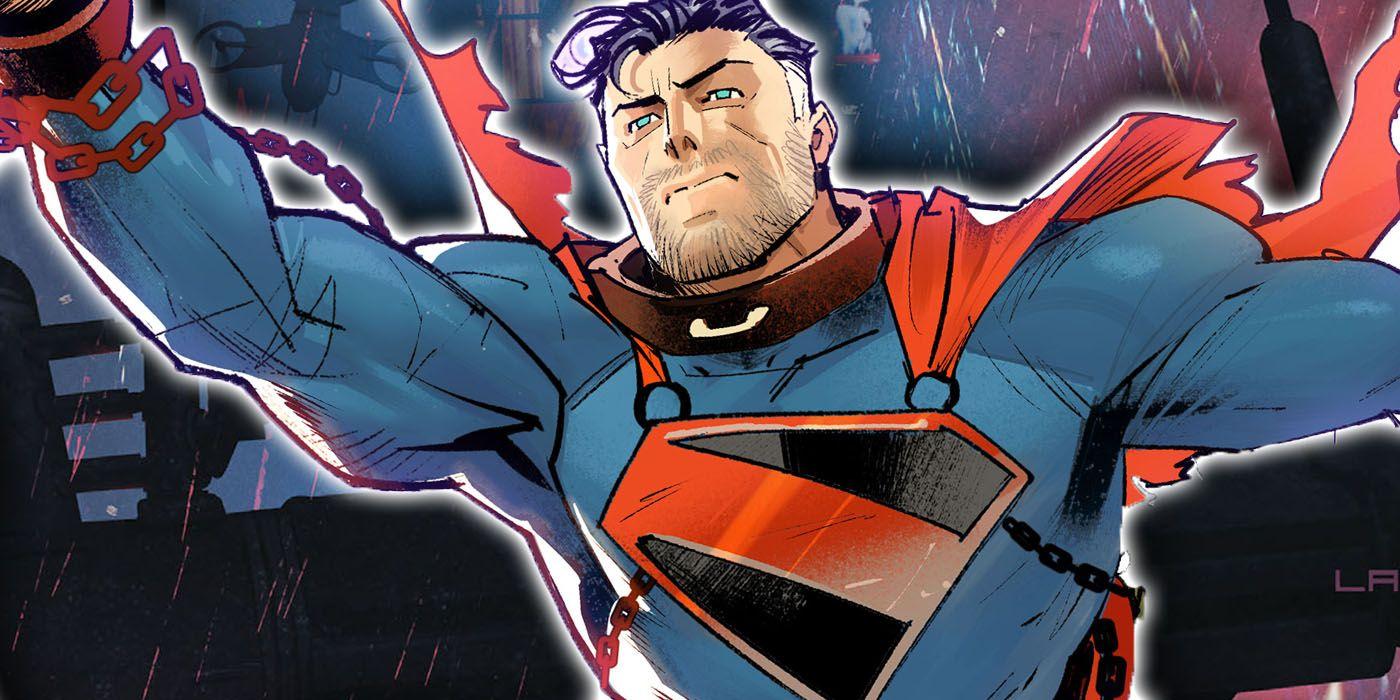 Superman: Future State Traps Jimmy Olsen in a Gotham City Prison