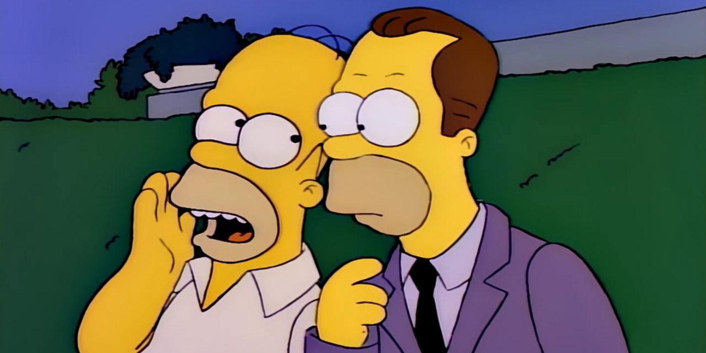 Os Simpsons: O irmão secreto de Homero encontrou um destino infeliz 1