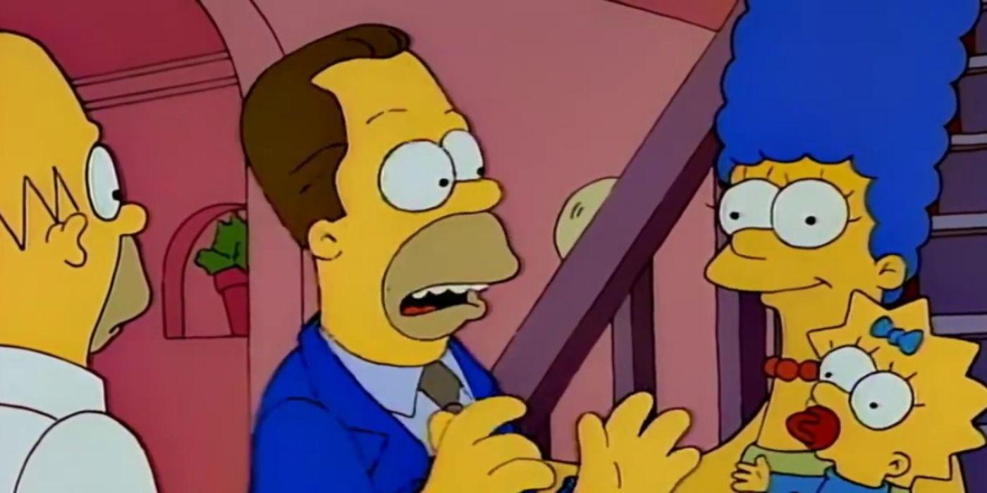 Os Simpsons: O irmão secreto de Homero encontrou um destino infeliz 2