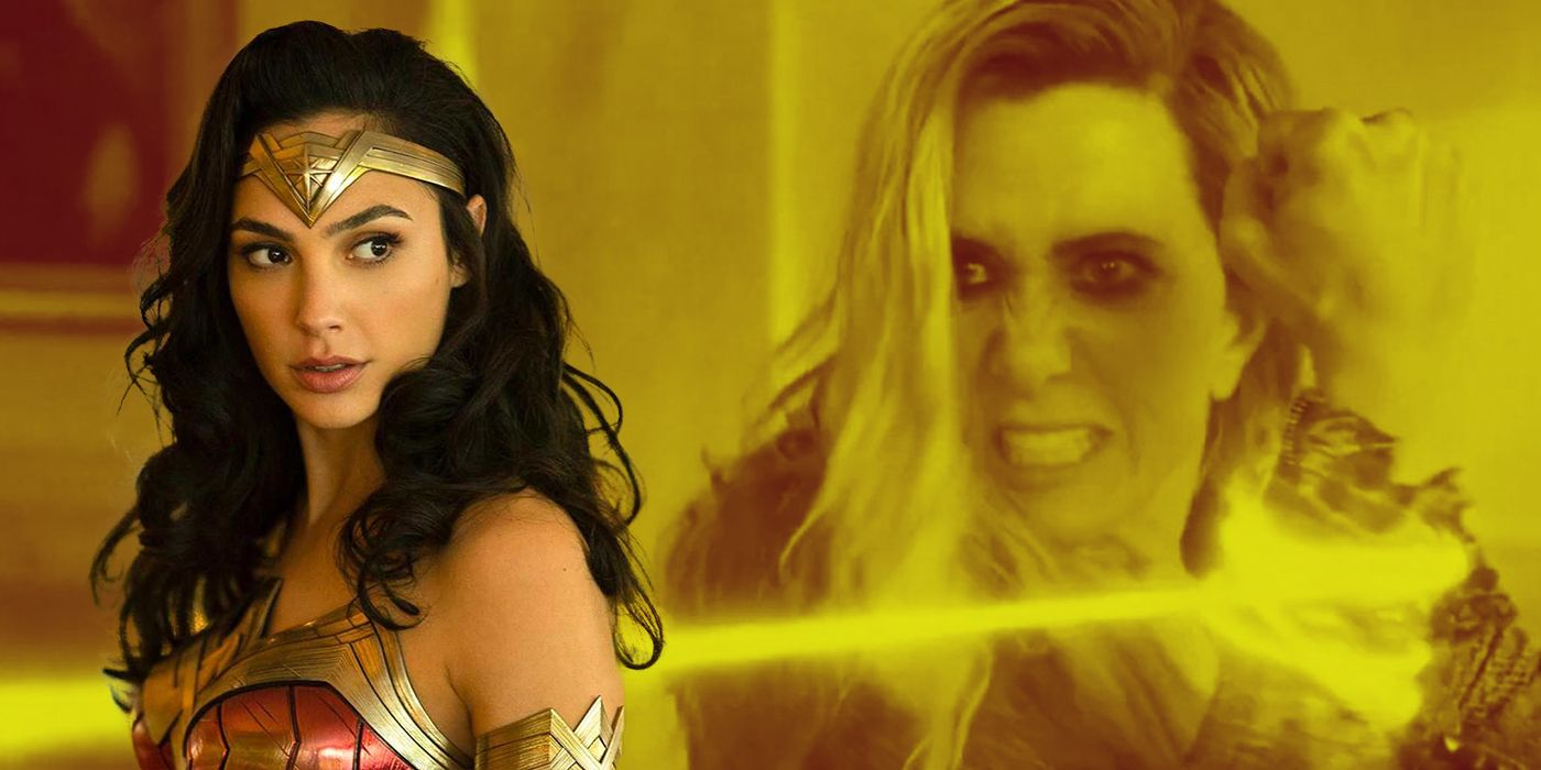 Wonder Woman 1984 Theory: Cheetah Wasn't Left Powerless | CBR