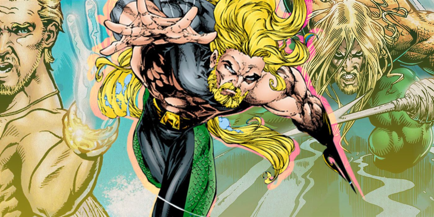 Aquaman: Whatever Happened to Orin and his Infamous Harpoon Hand?