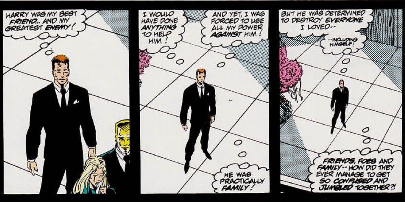 Peter Parker`s Friend`s Funeral Kickstarts Maximum Carnage