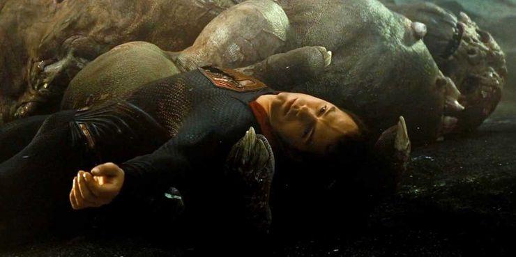superman doomsday death Cropped - Las 10 mejores muertes de Superman
