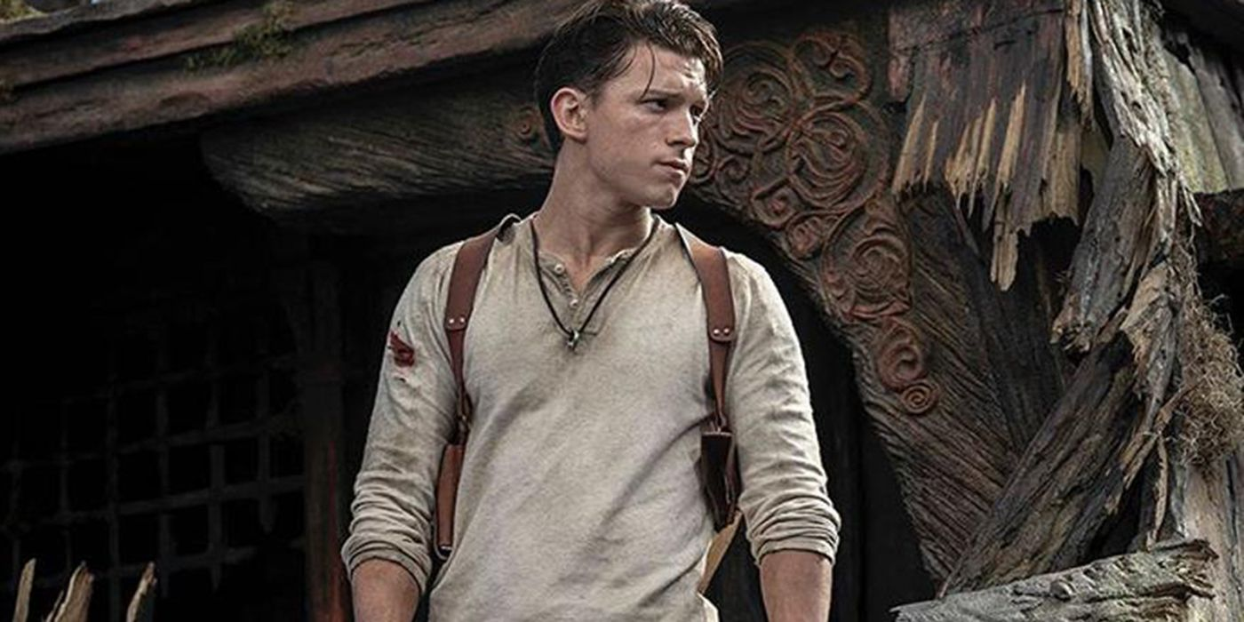 Uncharted: Tom Holland Hints at First Trailer Release Date