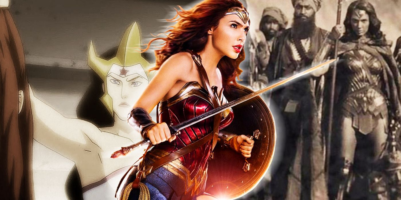 Wonder Woman's Crimean War Photo Should Be Used in Flashpoint