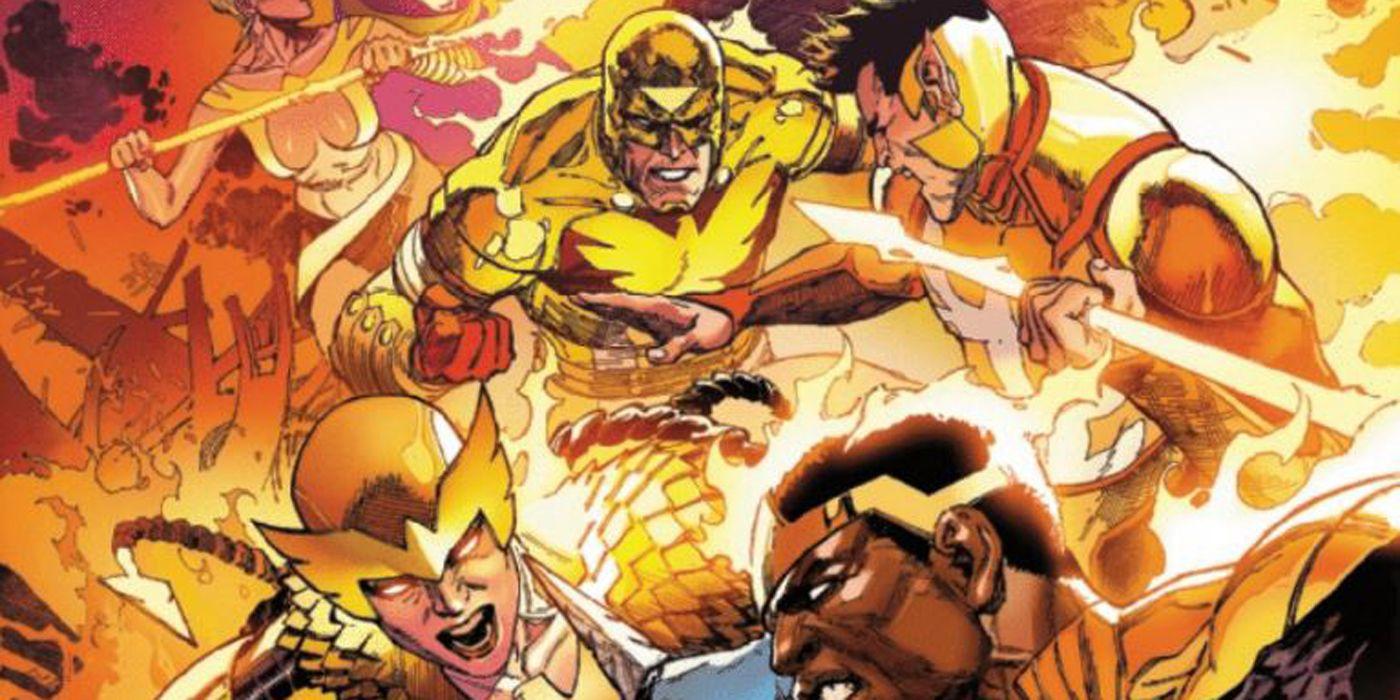 Avengers Unites an X-Men and Inhuman Against the Phoenix   CBR